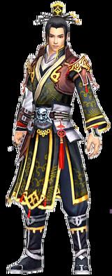 Tangmen character