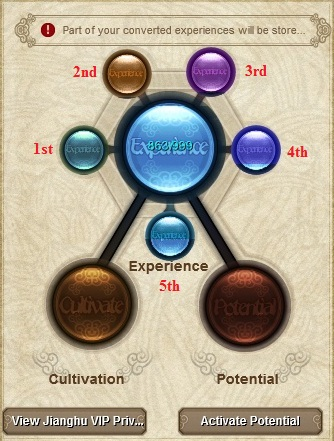 Experience 1