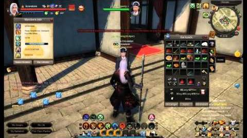 Age of Wushu Hero&Treasure Systems
