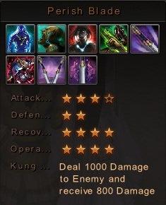 Perish Blade