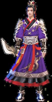 Royal Guards character