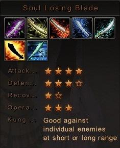 Soul Losing Blade