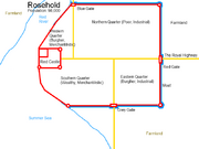 Rosehold and Red Keep