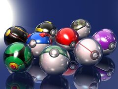Poke balls