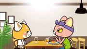 Retsuko-Friend
