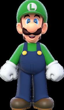 696px-Luigi New Super Mario Bros U Deluxe