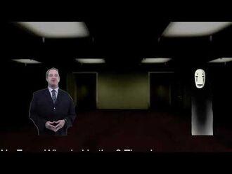 Rodrick In The Dark Backrooms