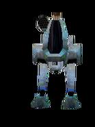 CyberPod Front Sprite