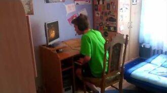 Angry Polish Kid Original Video