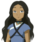 CREEPY KATARA Source Image PNG by SractheNinja