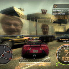 Leopold Container appears in NFS:MW While Sion Tatari being chase the police.