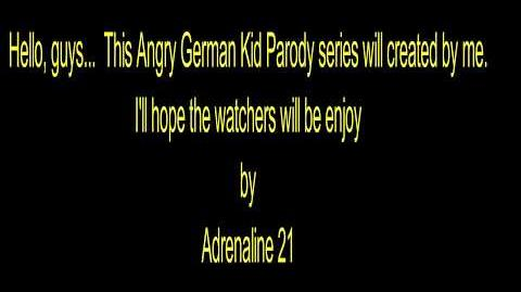 Adrenaline21's AGK Parodies Episode 1 AGK meets Johnny Fort Spieler-0