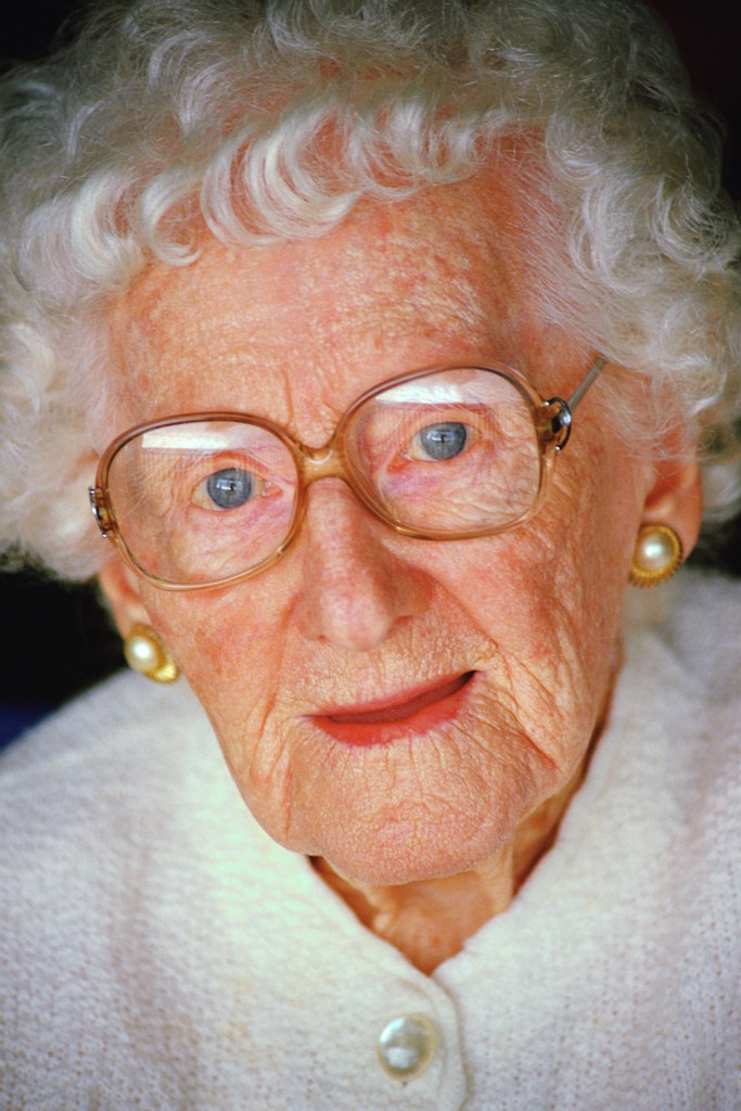 Pictures Of An Old Lady