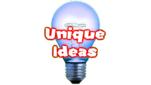 Unique Ideas Icon