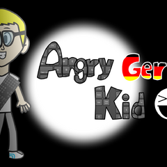 The Angry German Kid XD current banner.