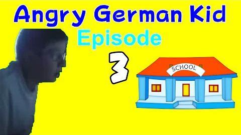 AGK Episode 3 - AGK goes to school