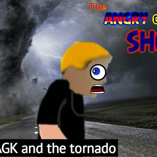 The thumbnail of the full-length AGK and the tornado episode