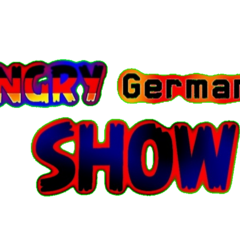 Logo for The Angry German Kid Show (season 4-present)
