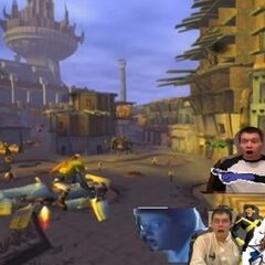 Leopold and his Friends met Jak on Haven City in Pauldrian360's AGK series.