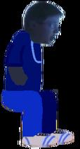 Leopold Slikk Sprite HDOtherClothes SittingOnChair