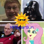New MrSolarSun Icon