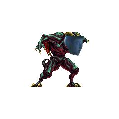 Evil Leopold's final form.