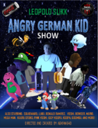 AGK Show Poster