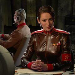 Jake Randolf In Red Alert 2 (In Nein Cat AGK Series)