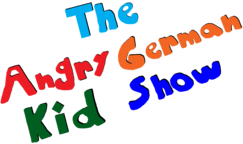 The AGK Show Logo