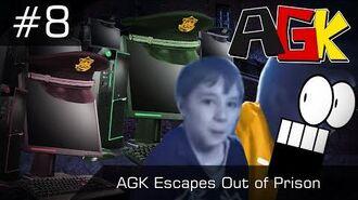 AGK Episode -8- AGK Escapes Out of Prison