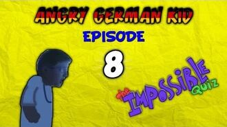 Angry German Kid plays The Impossible Quiz - AGK Episode -8