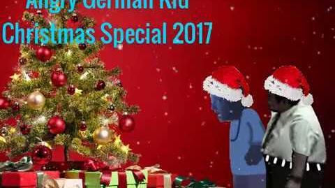 AGK Episode -5- Angry German Kid Christmas 2017