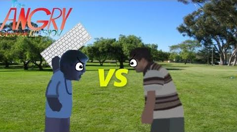 AGK Episode 7 Angry German Kid VS Angry Dominican Kid