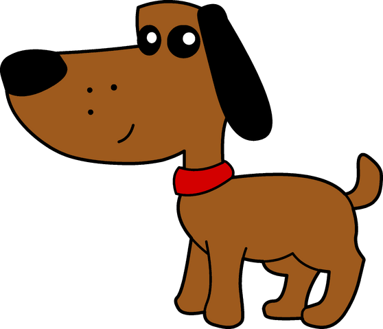 image free dog clipart cute dog clipartcute brown dog with red rh agk wikia com free dog clip art of pugs free dog clip art borders