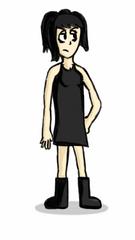 AGK XD Dark Girl