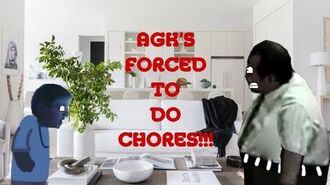 The Angry German Kid Episode 25 AGK's Forced To Do Chores!