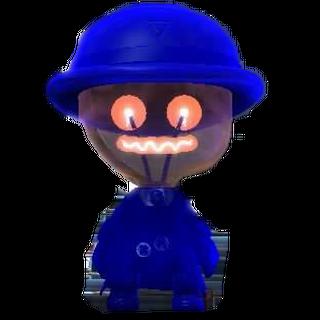 BlueNewton's official sprite