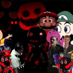 The villains of BlueNewton's AGK Series