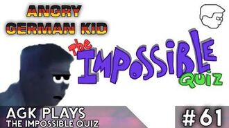 AGK Episode -61- AGK Plays The Impossible Quiz