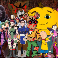 The Villains from Atarster's AGK Series