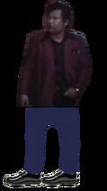 Señor Escudero Modern Sprite