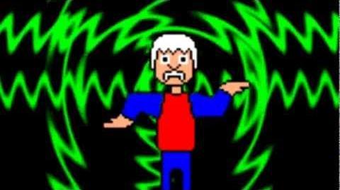 8-bit Cartoon Animation 2 - Epic Wilford Diabeetus Rap
