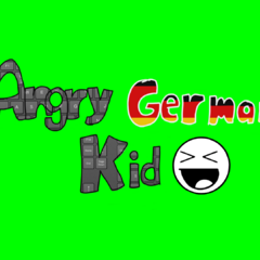 The Angry German Kid XD Banner