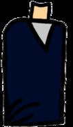 Kyle torso (Navy blue)