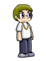Sprite of Leopold Slikk (Alt Look) by Metal Geek Guy 64