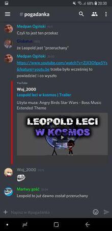 Drama na raju Leopolda 3