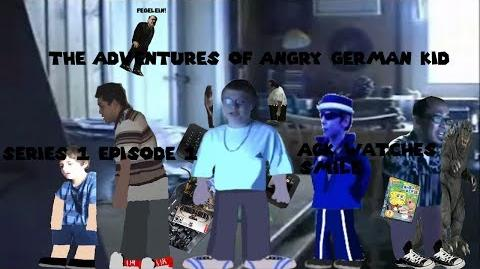 AGK S1 E1- Angry German Kid Watches Smile