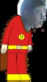 Leopold - Anpanman outfit