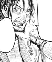 Kumehachi's father
