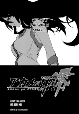 Chapter 12 Zero Cover